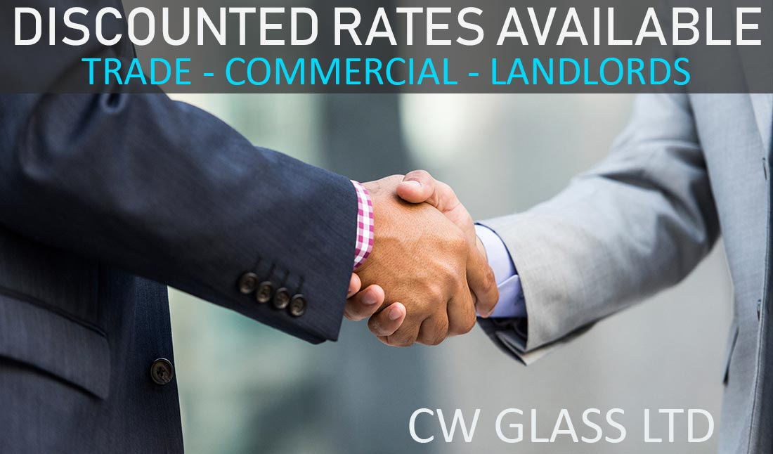 CW Glass - Trade - Commercial - Landlords